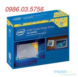 Ổ cứng SSD Intel 240GB - Series 535