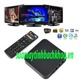 Thiết bị giải trí gia đình Android TV box MXQ S805