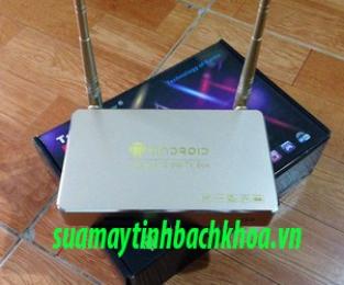 Giới thiệu sản phẩm Android TV Box Smart Q9