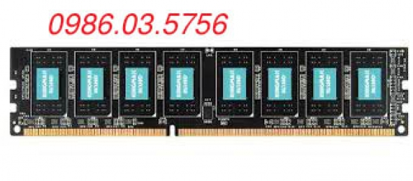 Bộ nhớ trong RAM KINGMAX™ DDR3 8GB bus 1866MHz Công nghệ Nano Gaming