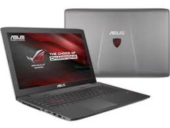 Laptop Asus Gaming Gaming GL752VW-T4163D – Vỏ nhôm cao cấp, Màu Xám Bạc