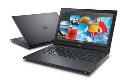 Laptop Dell Inspiron 15 N3543A P40F001-TI34500 /Broadwell, bảo hành tại nhà, màu đen