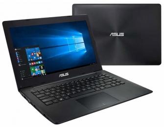 Laptop Asus X453SA-WX131D, màu đen