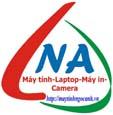 Logo Công ty máy tính Ngọc Anh chuyên sửa máy tính tại nhà
